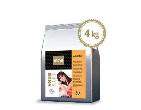 ENOVA ADULT CAT 4kg-ticinese-petfood