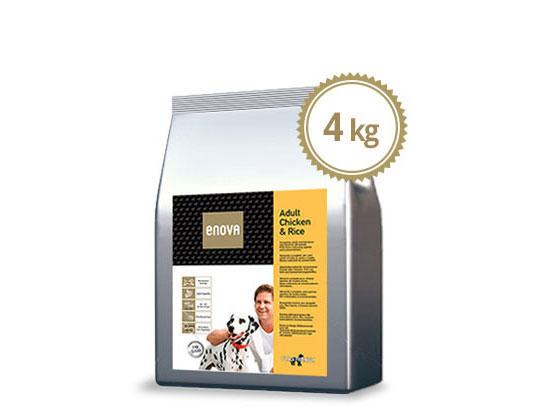 ENOVA ADULT CHICKEN & RICE 4kg