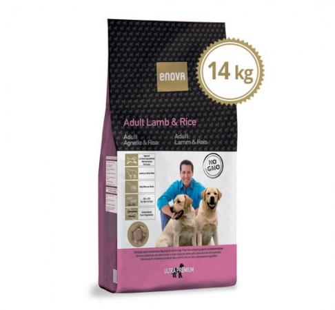 ENOVA ADULT LAMB & RICE 14kg