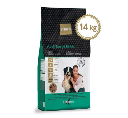 ENOVA ADULT LARGE BREED 14kg