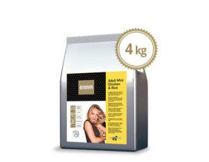ENOVA ADULT CHICKEN & RICE MINI 4kg